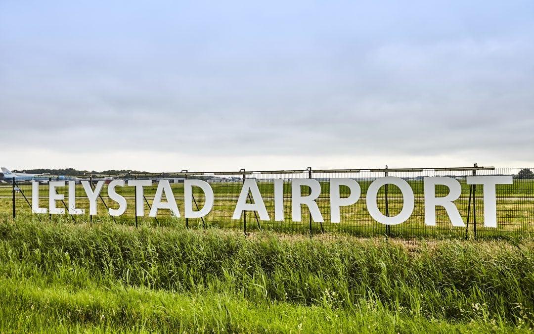 Teleurstelling over uitstel opening Lelystad Airport