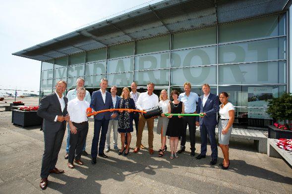 Regionaal IT bedrijf Syscon tekent contract met Lelystad Airport