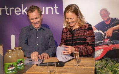 Lelystad Airport en Lelystadse Boer tekenen voor local food