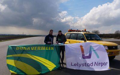 'Airside' terug in het beheer van Lelystad Airport
