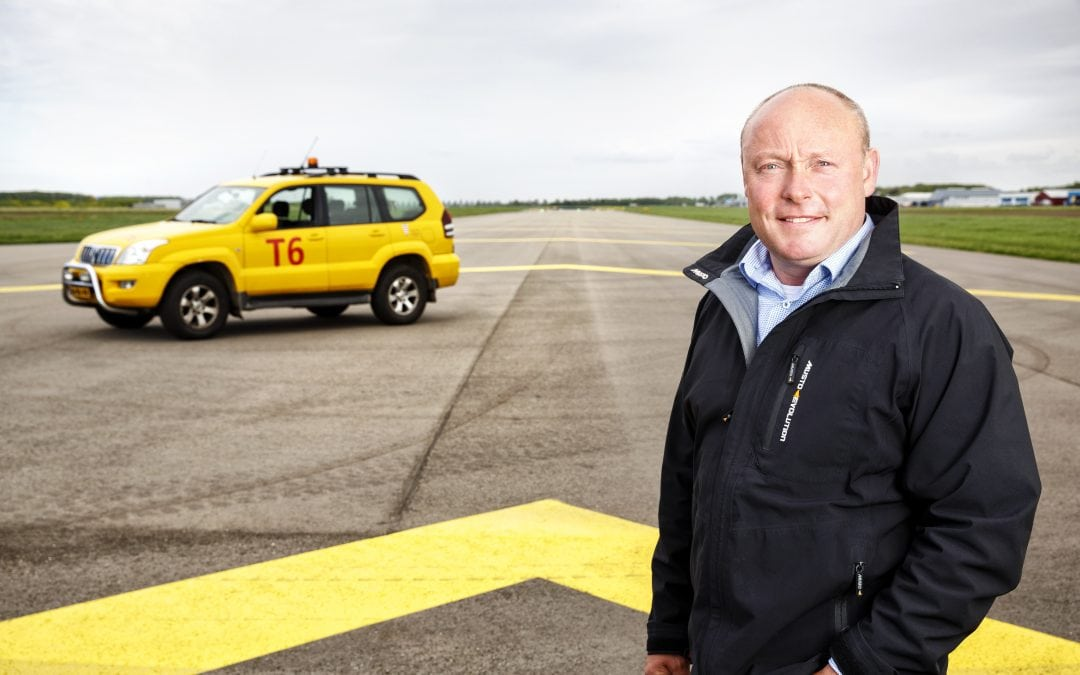 Al 25 jaar een fantastische baan op de luchthaven